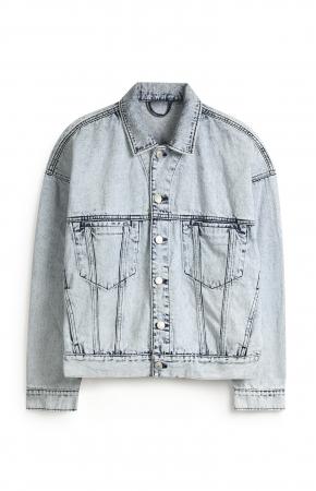 Veste en jeans 19€