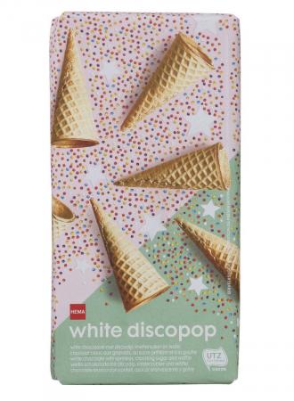 White discopop