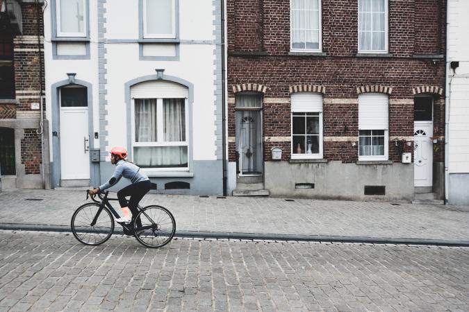 Catherine: mon vélo électrique