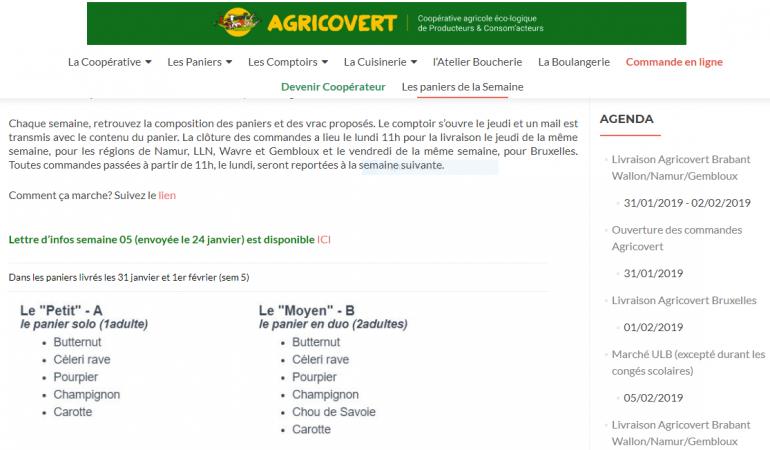 Agricovert