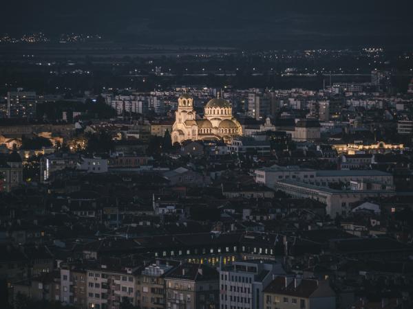 1. Sofia, Bulgarije