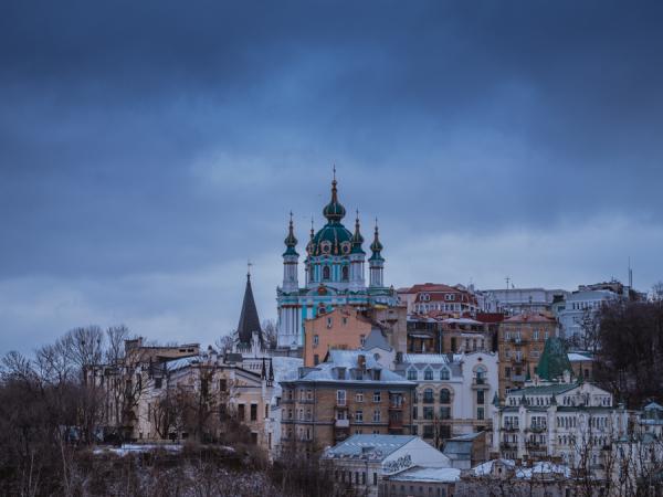 2. Kiev, Oekraïne