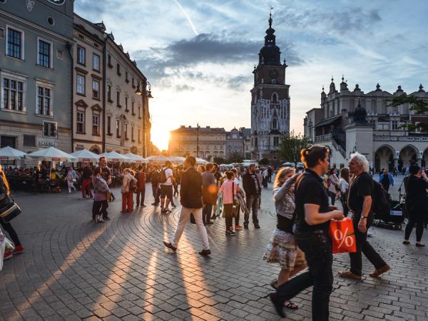 4. Krakau, Polen