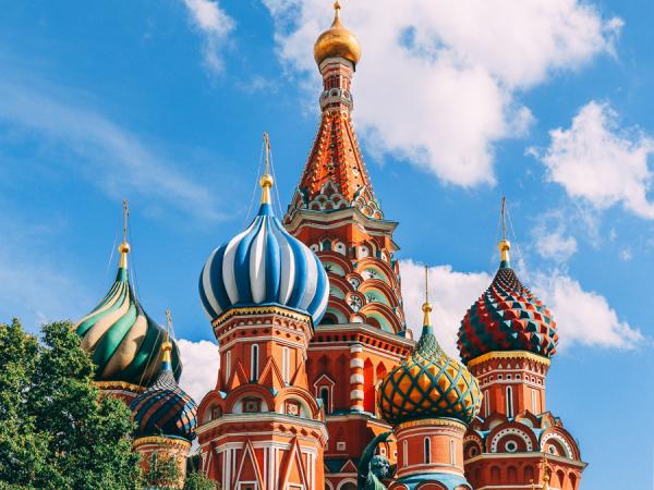 6. Moskou, Rusland