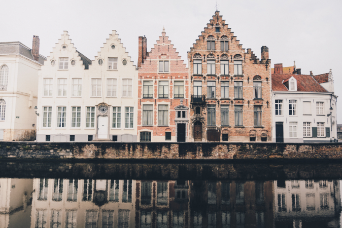 Bezoek een stad in eigen land waar jullie nog nooit zijn geweest