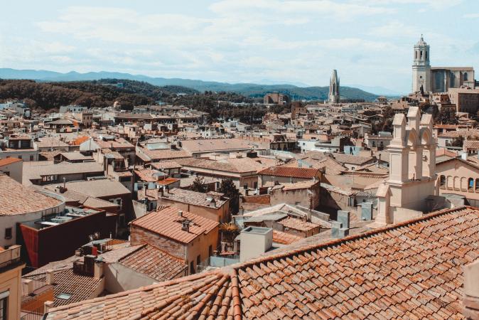 4. Girona, Catalonië