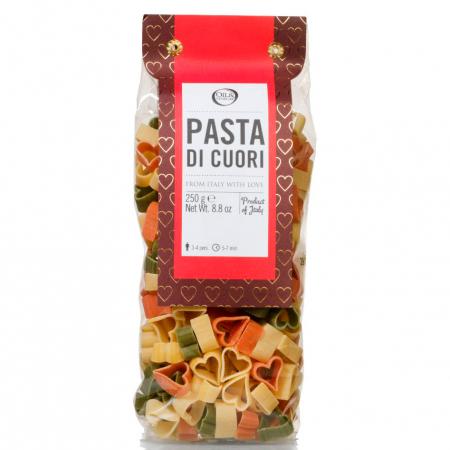 Hartvormige pasta