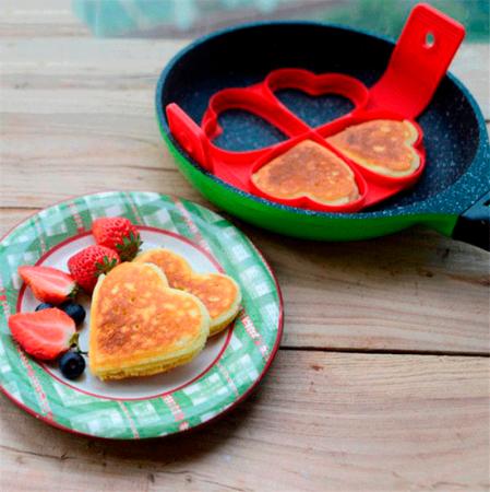 Bakvorm voor pannenkoekjes