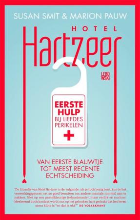 Boek 'Hotel Hartzee' van Susan Smit & Marion Pauw