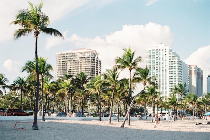 1. Miami