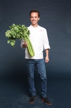 Sébastien Ogera cuisiné pour Bill Gates