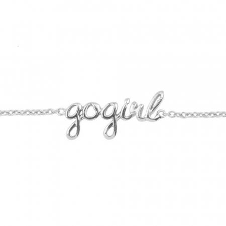 Armband 'gogirl'