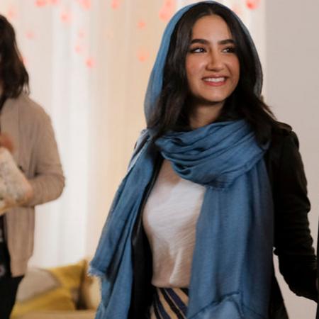 Adina El-Amin uit 'The Bold Type'