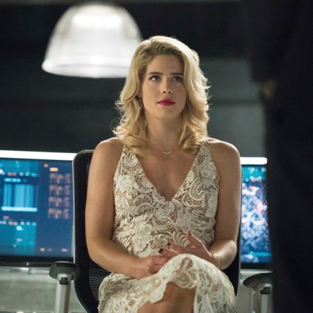 Felicity Smoak uit 'Arrow'