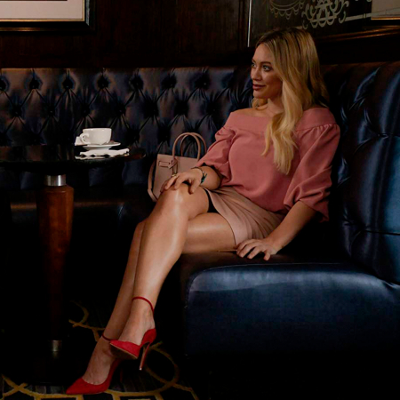 Kelsey Peters uit 'Younger'