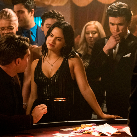 Veronica Lodge uit 'Riverdale'