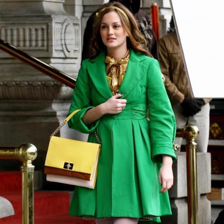 Blair Waldorf uit 'Gossip Girl'