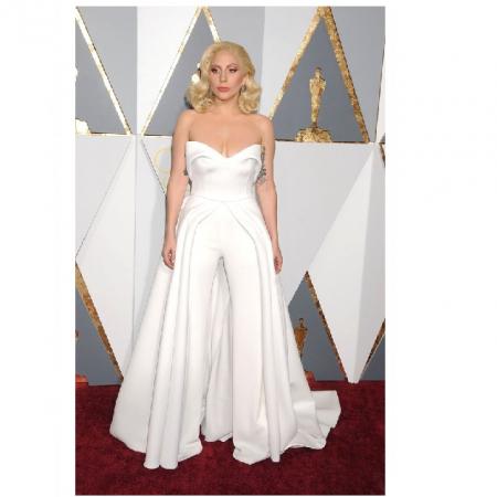 Lady Gaga in 2016