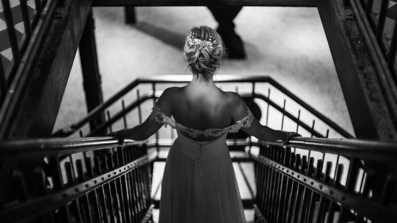 Liene organiseerde haar trouw volledig zelf met de hulp van haar man, familie en vrienden.