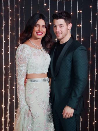 Priyanka Chopra (36) en Nick Jonas (26)