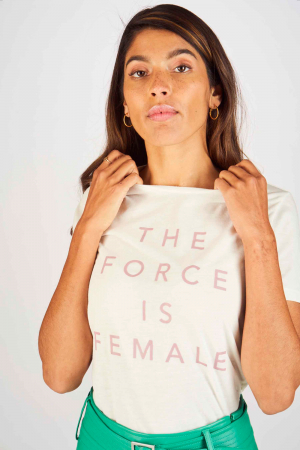 The force is female