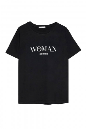 Woman up! Just watch