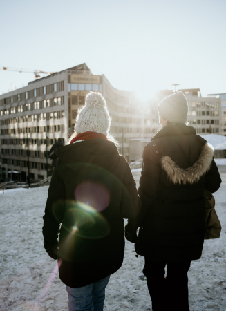 1. Noorwegen