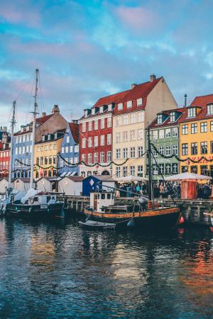 Kopenhagen, Denemarken