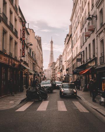 Parijs, Frankrijk