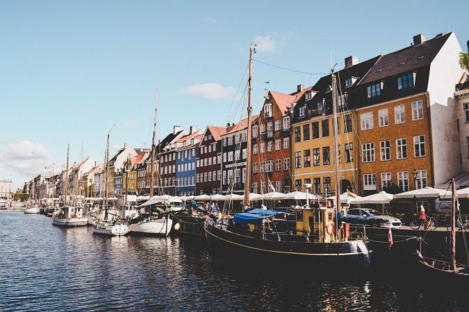 2. Denemarken