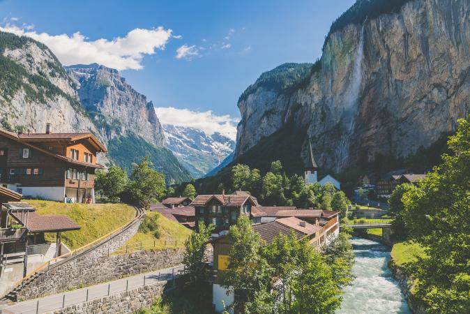 6. Zwitserland