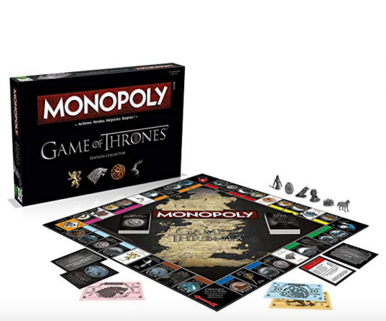 Un Monopoly Game of Thrones