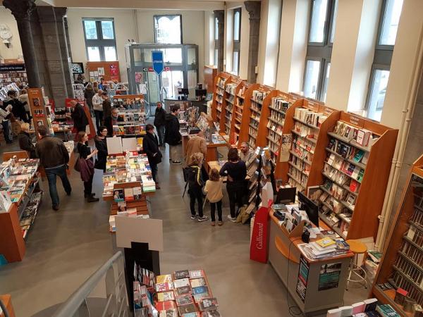Librairie Molière (Charleroi)