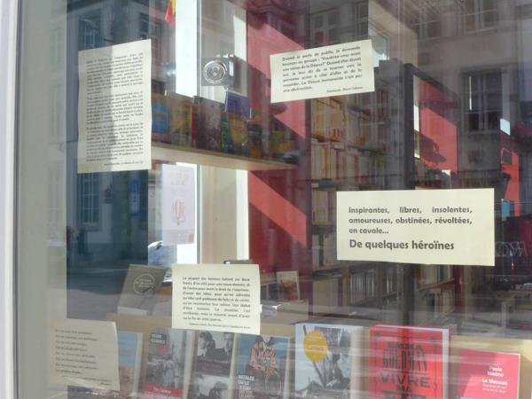 Librairie Point Virgule (Namur)
