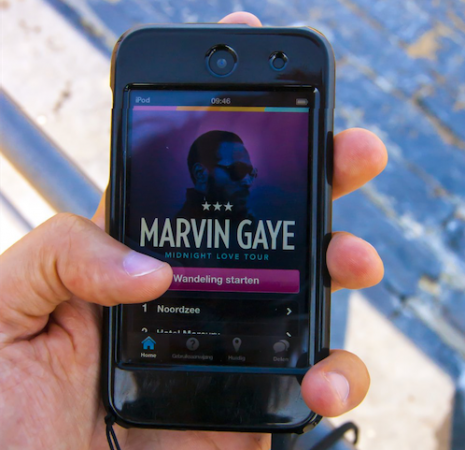 Marvin Gaye Midnight Love Tour – Ostende