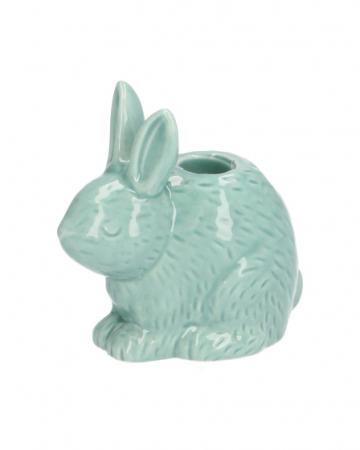 Groene kandelaar konijn