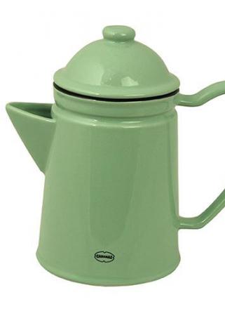 Vintage thee- en koffiepot