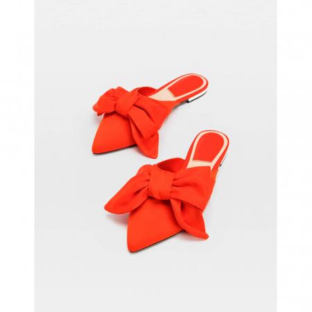 Trendkleur oranje