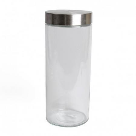 Bocal en verre, 2,2 litres