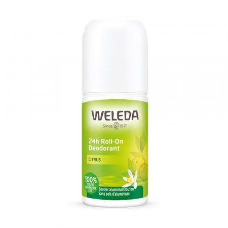 24h Roll-On Deo van Weleda