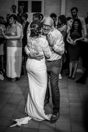 De dans tussen vader en dochter