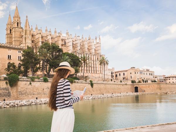 De prachtige stad Palma de Mallorca verkennen