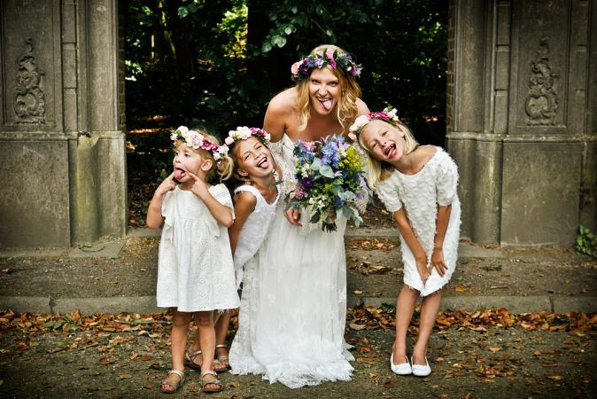 De bruidskindjes