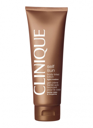 Self Sun Body Tinted Lotion