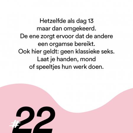 Dag 22