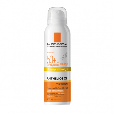 Anthelios Invisible Mist Body SPF50+