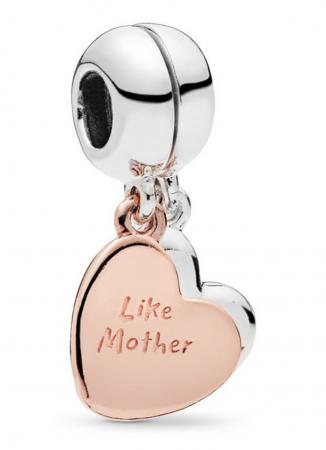 Bedeltje 'Like mother, like daughter'