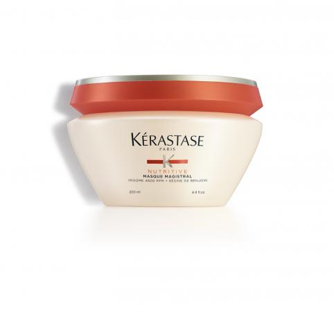 Nutritive Masquintense Irisome haarmasker (200 ml)
