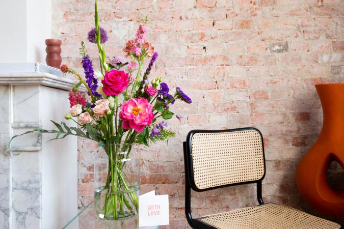 Un bouquet Deluxe de bloomon