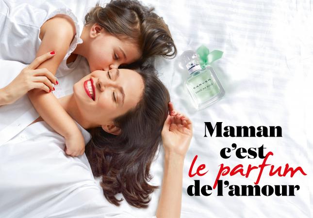Un parfum pour soutenir Viva for Life